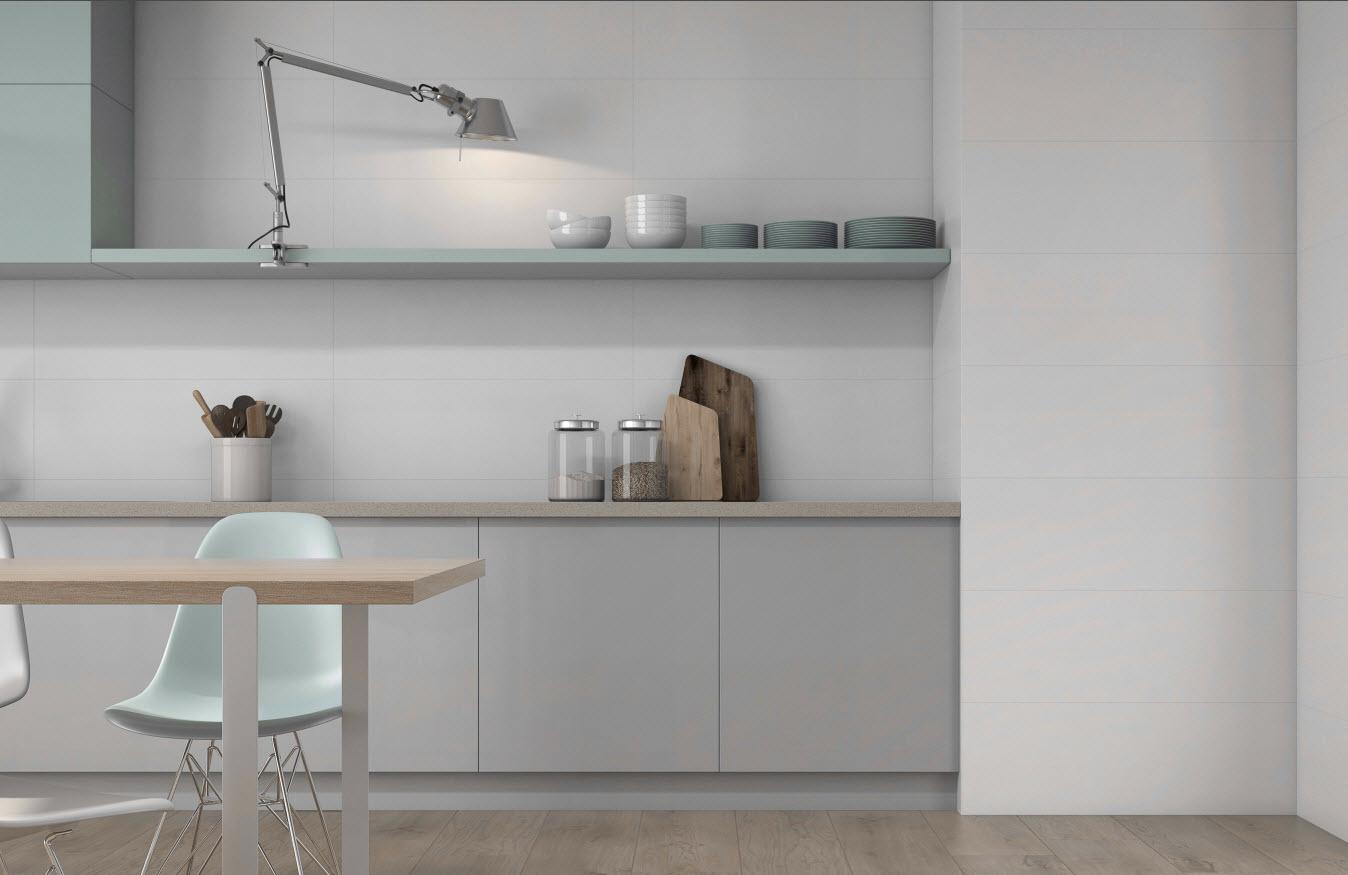 Picture of: 30 90 Cm Blanco Hvid Mat Rett Helsingor Flisecenter